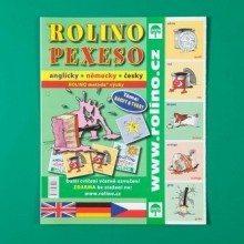 ROLINO pexeso_barvy a tvary